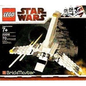 Star Wars Brickmaster Mini Building Set 20016 Imperial Shuttle