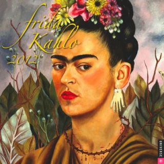 Frida Kahlo 2012 Wall Calendar by Frida Kahlo 2011, Calendar