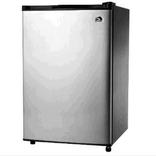 ft Compact Mini Fridge Refrigerator Stainless Steel Door FR465