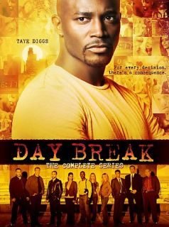Day Break   The Complete Series DVD, 2008, 4 Disc Set