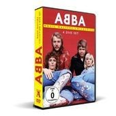 ABBA Music Masters Collection DVD, 2012, 4 Disc Set