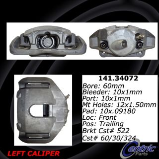 Centric Parts 141.34072 Disc Brake Caliper
