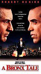 Bronx Tale VHS, 1994