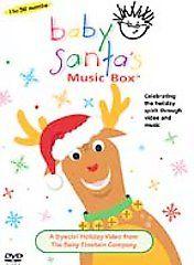 Baby Einstein Baby Santas Music Box DVD, 2002