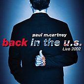 Back in the U.S. by Paul McCartney CD, Nov 2002, 2 Discs, Capitol