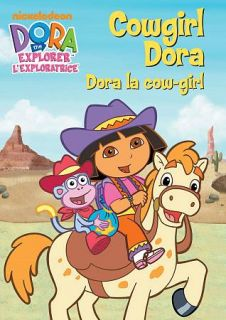 Dora the Explorer   Cowgirl Dora DVD, 2011, Canadian French