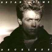 Reckless by Bryan Adams CD, Oct 1990, A M USA