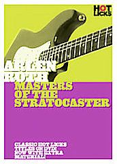 Arlen Roth   Masters of the Stratocaster DVD, 2006