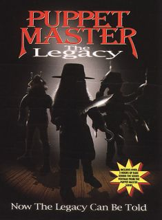 Puppet Master The Legacy DVD, 2009