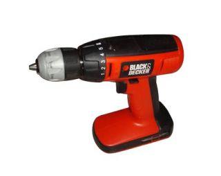 Black Decker CDC1800 18V Cordless Drill Driver