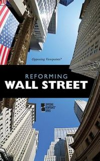 Reforming Wall Street by David M. Haugen 2011, Paperback