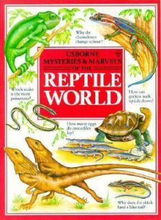 Reptile World by Marit McKerchar and Ian F. Spellerberg 1997