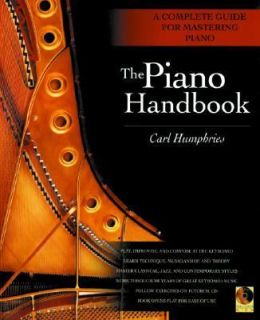 Guide for Mastering Piano by Carl Humphries 2002, CD Hardcover