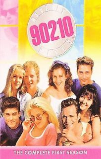 Beverly Hills 90210   The Complete First Season DVD, 2006, 6 Disc Set