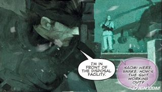 Metal Gear Solid Digital Graphic Novel PlayStation Portable, 2006
