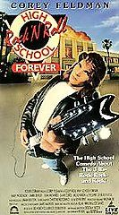 Rock N Roll High School Forever VHS, 1991