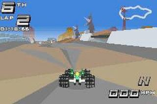 Drome Racers Nintendo Game Boy Advance, 2003