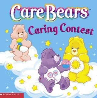 Care Bears Caring Contest by Nancy Parent 2003, Paperback