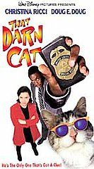 That Darn Cat VHS, 1999, Clam Shell