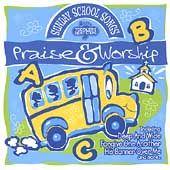 Sunday School Songs by Praise Worship CD, Apr 2007, St. Clair