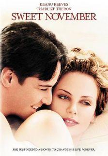 Sweet November DVD, 2009
