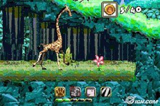 Madagascar Nintendo Game Boy Advance, 2005
