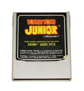 Donkey Kong Jr. Atari 2600