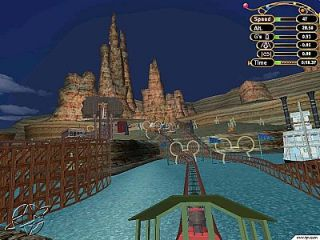 Ultimate Ride Disney Coaster PC, 2002