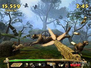 Remington Super Slam Hunting Africa Wii, 2010