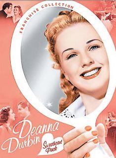 Deanna Durbin Sweetheart Pack DVD, 2004, 2 Disc Set
