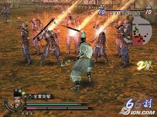 Samurai Warriors 2 Empires Xbox 360, 2007