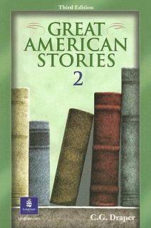 Great American Stories 2 Vol. 2 by C. G. Draper 2001, Paperback