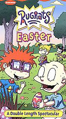 Rugrats   Easter VHS, 2002, Clam Shell