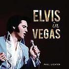 Elvis in Vegas Paul Lichter Hardcover New 1590201876