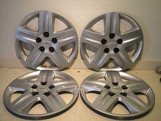 2006  2010 Chevy Impala hubcaps 16 Part# 9595370,06 07 Monte Carlo