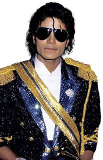 Michael Jackson Sunglasses for Halloween Costume