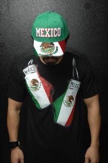 Julio Cesar Chavez Sr Jr Sergio Martinez MEXICO BOXING BLACK SHIRT TEE