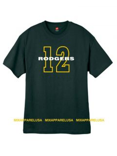 aaron rodgers jersey in Mens Clothing