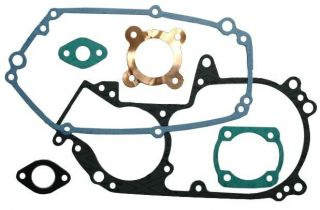 TOMOS A55 MOPED COMPLETE ENGINE GASKET SET revival streetmate targa