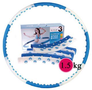 New Abdominal Fitness 1.2 lbs Hula hoop Weighted Hula Hoop exercise