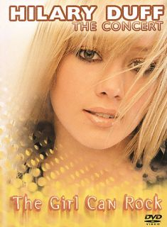 Hilary Duff   The Girl Can Rock (DVD, 2004)