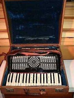 Newly listed Harmonium Accordion w/ Case, Mini Project