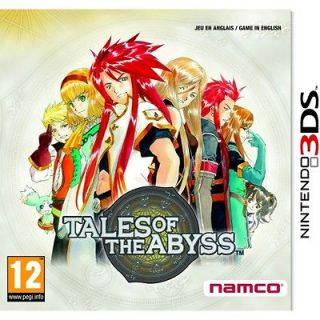 Namco Bandai Tales Of The Abyss Nintendo 3DS Brand New Video Game UK