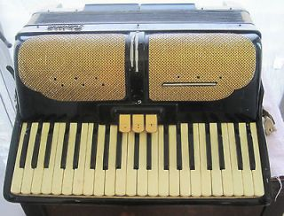 vintage accordian in Musical Instruments & Gear