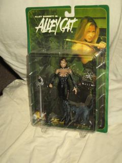 Alley Bagget is Alley Cat Female Goddess Figure New Rare Awesome