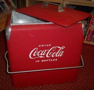 Coca Cola Cooler Acton Manufacturing Co ca1950 s