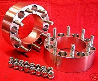 Lug Dodge Dually Older Ford WHEEL SPACERS ADAPTERS (2)