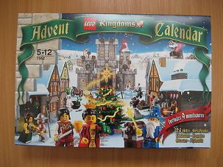 Brand New & Sealed Lego Kingdoms Advent Calendar 7952