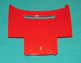 Ferrari Testarossa Pocher Rivarossi 1/8 Front Trunk Cover With Hinges