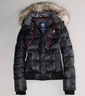 NWT American Eagle AE Womens AEO HOODED PUFFER Coat Jacket Small S
